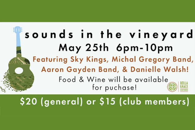 Sounds in the Vineyard
